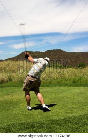 Sexy Golfer.