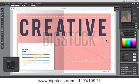 Creative Design Innovate Imagination Ideas Concept