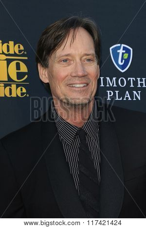 LOS ANGELES - FEB 5: Kevin Sorbo at the 24th Annual MovieGuide Awards at Universal Hilton Hotel on February 5, 2016 in Universal City, Los Angeles, California