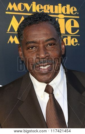 LOS ANGELES - FEB 5: Ernie Hudson at the 24th Annual MovieGuide Awards at Universal Hilton Hotel on February 5, 2016 in Universal City, Los Angeles, California