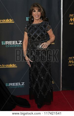 LOS ANGELES - FEB 5: Kate Linder at the 24th Annual MovieGuide Awards at Universal Hilton Hotel on February 5, 2016 in Universal City, Los Angeles, California