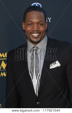 LOS ANGELES - FEB 5: TC Stallings at the 24th Annual MovieGuide Awards at Universal Hilton Hotel on February 5, 2016 in Universal City, Los Angeles, California