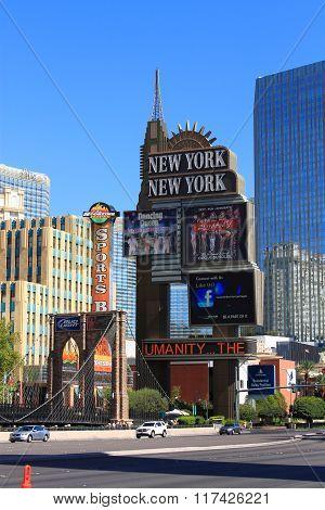 Las Vegas - New York New York Hotel