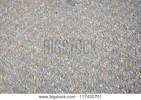 Gravel Pavement Texture