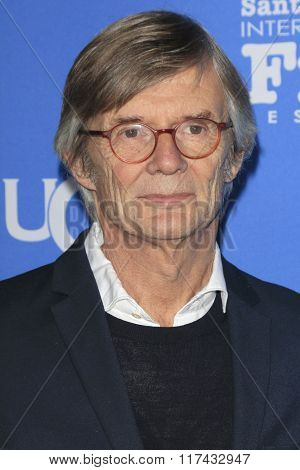 SANTA BARBARA - FEB 4:  Bille August at the 31st Santa Barbara International Film Festival - Maitlin Modern Master Award at the Arlington Theatre on February 4, 2016 in Santa Barbara, CA