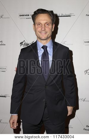 LOS ANGELES - FEB 4:  Tony Goldwyn at the Debbie Allen's Freeze Frame U.S. Premiere at the Wallis Annenberg Center for the Performing Arts on February 4, 2016 in Beverly Hills, CA