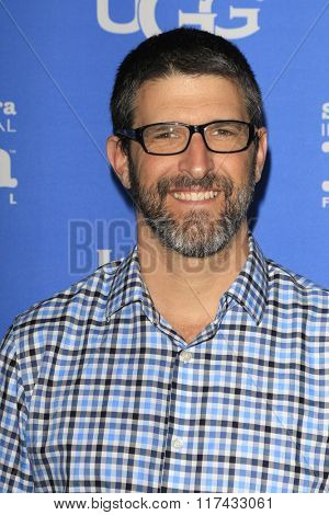 SANTA BARBARA - FEB 4:  Tony Lillios at the 31st Santa Barbara International Film Festival - Maitlin Modern Master Award at the Arlington Theatre on February 4, 2016 in Santa Barbara, CA