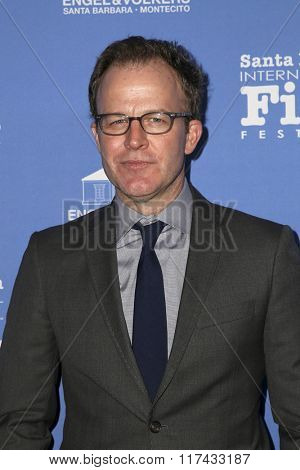 SANTA BARBARA - FEB 5:  Tom McCarthy at the 31st Santa Barbara International Film Festival - American Riviera Award at the Arlington Theatre on February 5, 2016 in Santa Barbara, CA