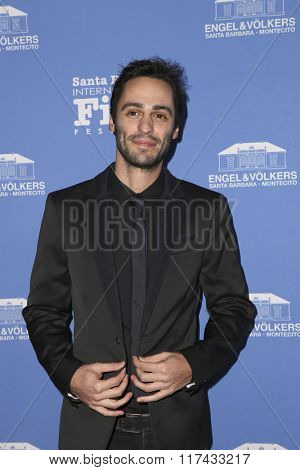 SANTA BARBARA - FEB 5:  Richard Brancatisano at the 31st Santa Barbara International Film Festival - American Riviera Award at the Arlington Theatre on February 5, 2016 in Santa Barbara, CA