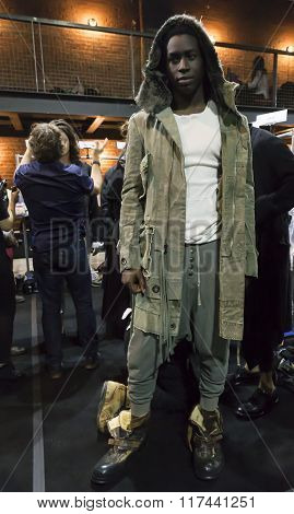 Greg Lauren - Fall 2016 Collection