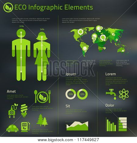 Human issues infographics template poster