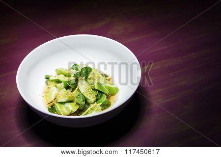 Cucumber Ginger And Sesame Asian Salad
