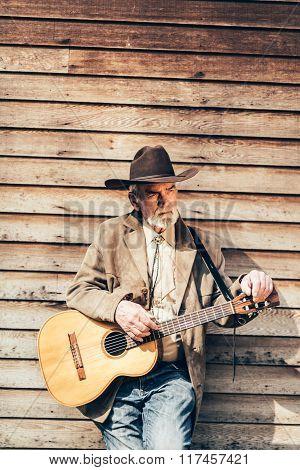 Senior Guitarist Taking A Break