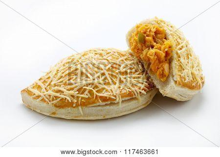 Pastel roast - A brazilian snack