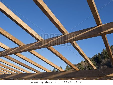 house roof structure