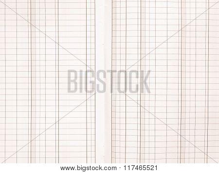 Blank Form Vintage