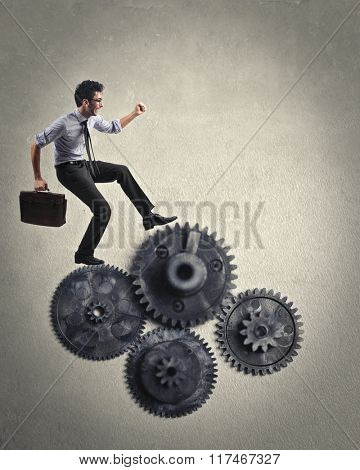 Keeping the balance