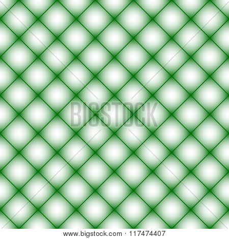 Mesh Mosaic Of Squares Seamless Geometric Pattern