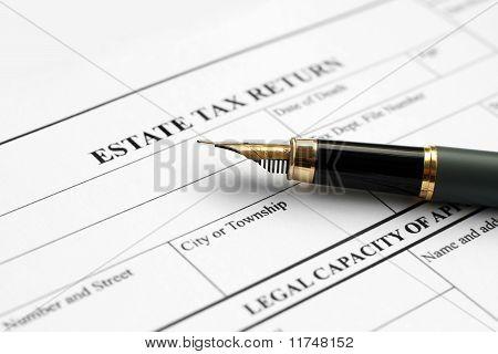 Devolución de impuesto sobre inmuebles