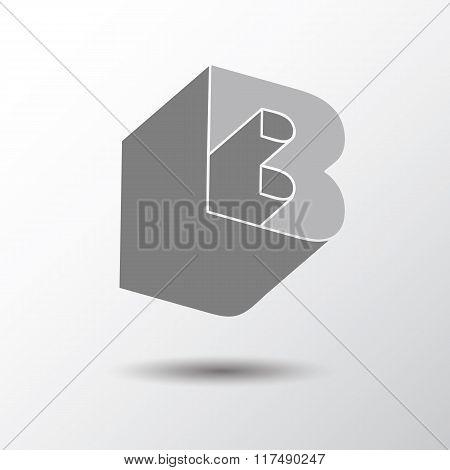 Letter H icon