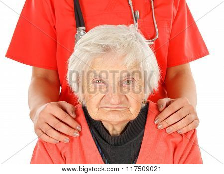 Healty Senior Lady