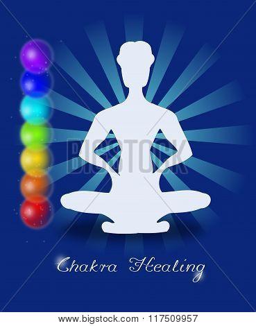 Seven Chakra Lights