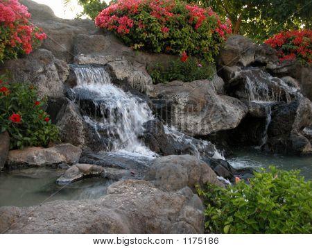 Waikiki Fountain