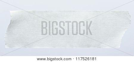 Tape Piece White
