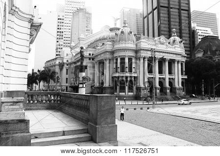 municipal theater rio de janeiro