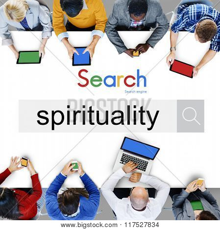 Spirituality Belief Faith Religion Worship Concept