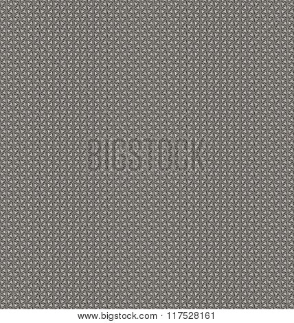 Seamless abstract 3D background - striped bars