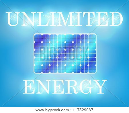 Unlimited solar energy