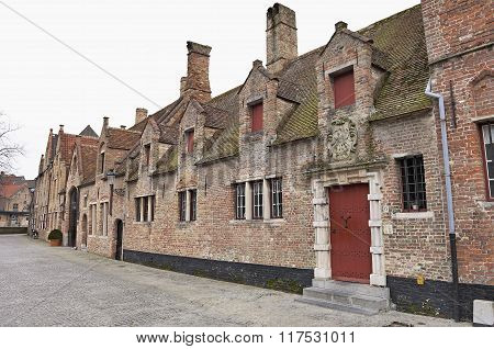 Old Flemish Houses