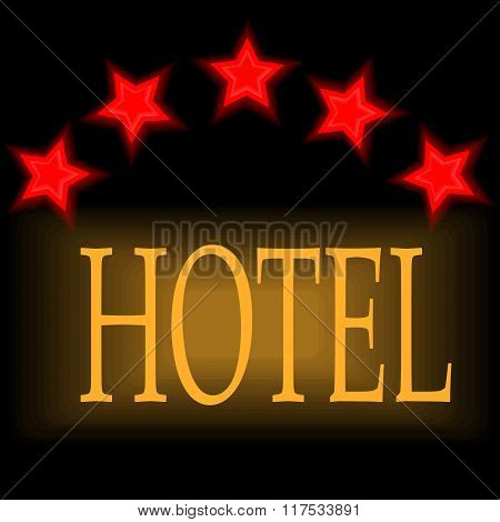 Hotel With Five Stars