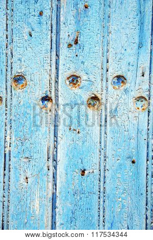 Stripped  The   Wood Door  Rusty Nail