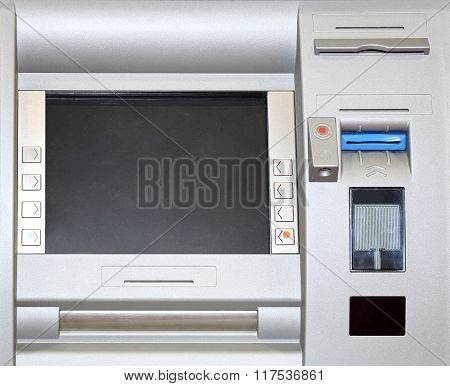 Contactless Atm