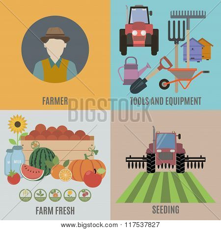 Farming And Organic Food