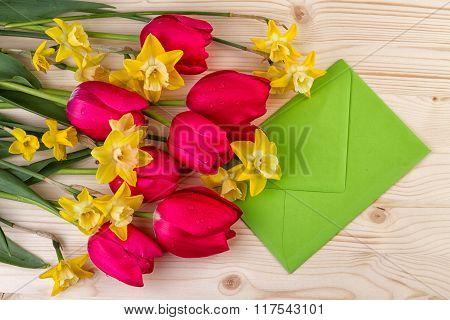 Spring Flowers for Easter or Mothers Day