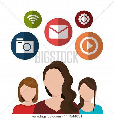 social media design