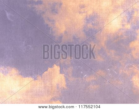 Purple sky retro - abstract sunny vintage background