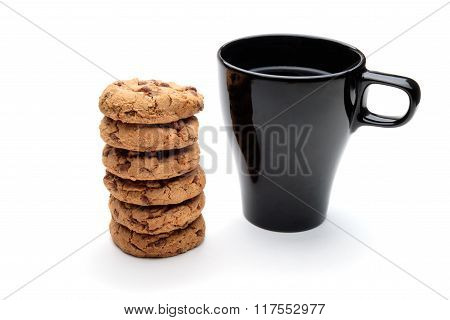 Cup And Cookies