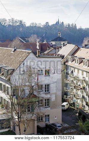 Townhoses In Bern, Switzerland