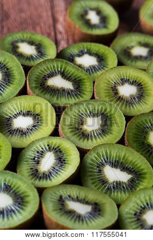 Kiwifruit Or Chinese Gooseberry