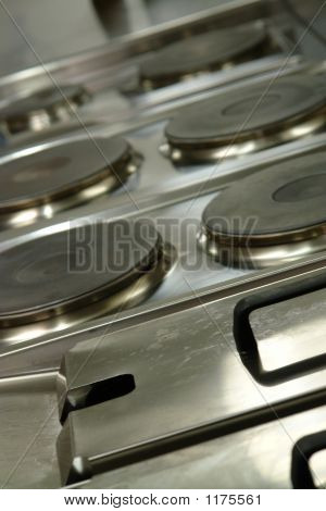 Industrial Cooking-Range