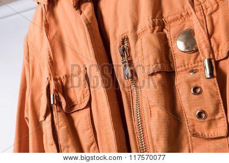 Fragment Of Jacket