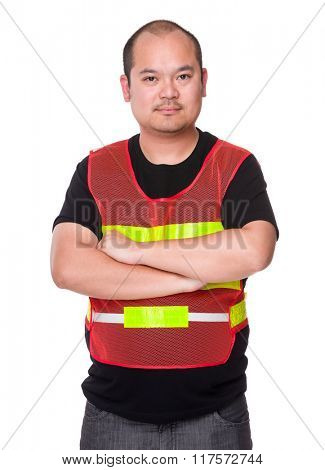Engineer portait