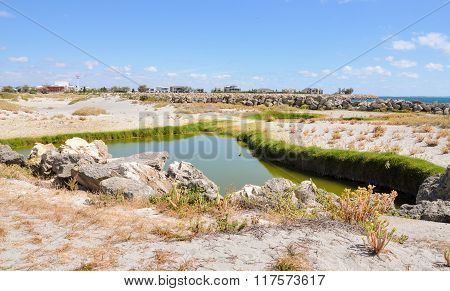 Coastal Cooling Pond