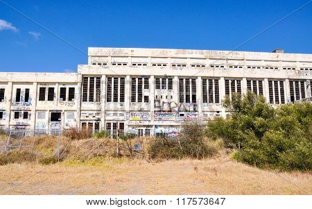Fremantle Power House: Vacant and Tagged