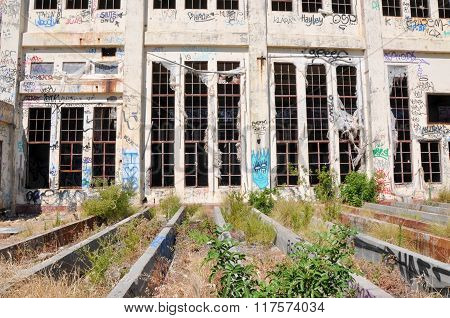 Abandoned and Tattered