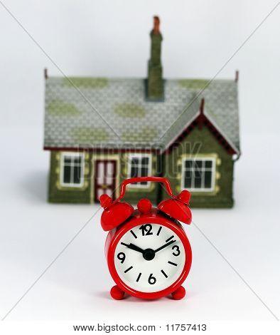 Time to Enter the Housing Market
